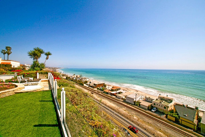 Ocean Front Views at 2825 La Ventana, San Clemente, CA 92672
