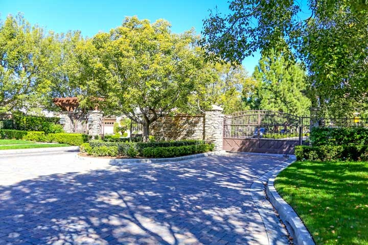 Arbor Crest Gated Community Homes For Sale In Irvine, California