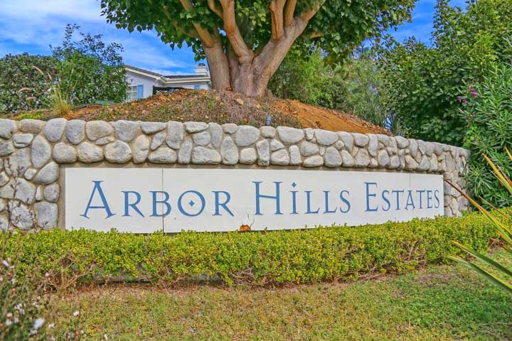 Arbor Hills Estates Homes For Sale In Encinitas, California