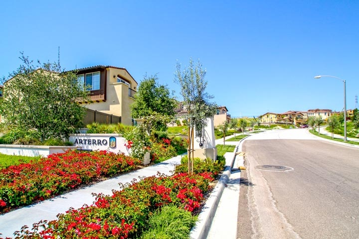 Arterro Community Homes For Sale in Carlsbad, CA