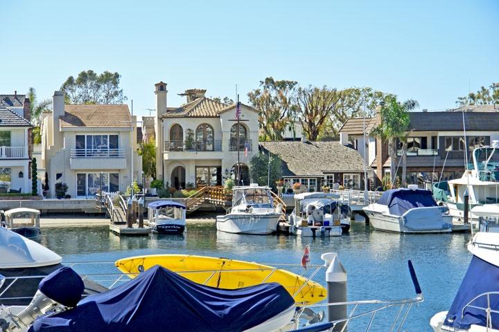 Restaurants Balboa Island Newport Beach California