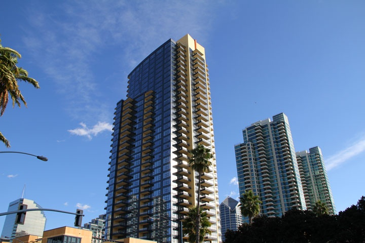 Bayside San Diego Condos | Downtown San Diego Real Estate