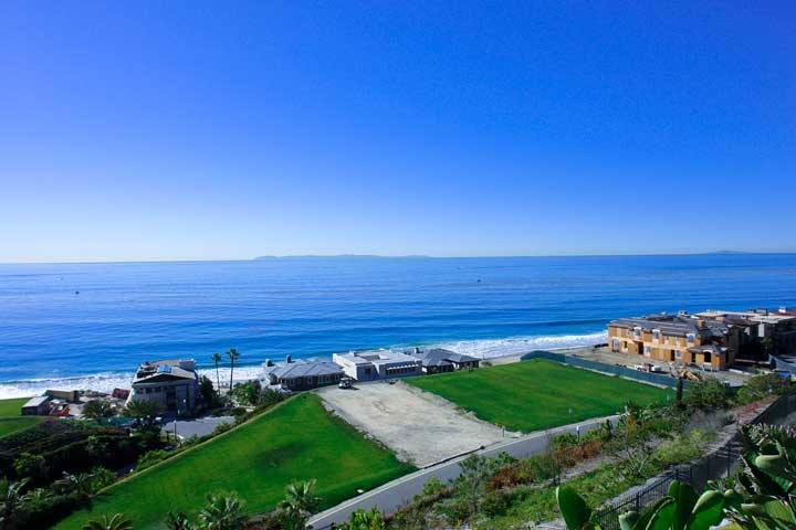 Beach Front Lots For Sale In The Strand Dana Point