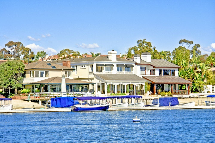 Beacon Bay Newport Beach Homes Beach Cities Real Estate