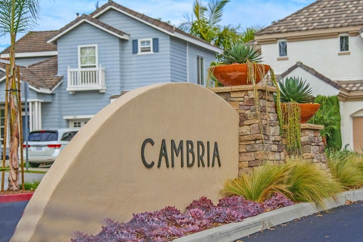 Cambria Homes For Sale In Encinitas, California