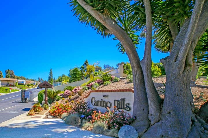 Camino Hills Homes For Sale In Carlsbad, California