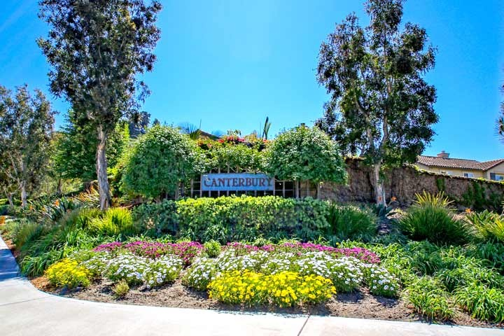 Canterbury Community Homes For Sale In Carlsbad, California