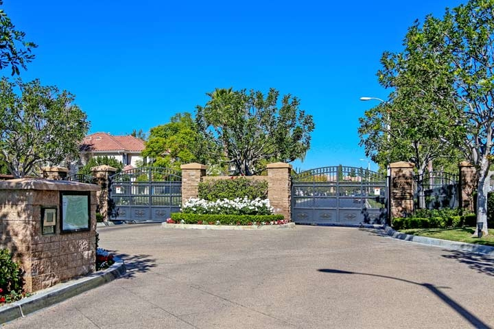 Canyon View Gated Community Homes For Sale In Irvine, California