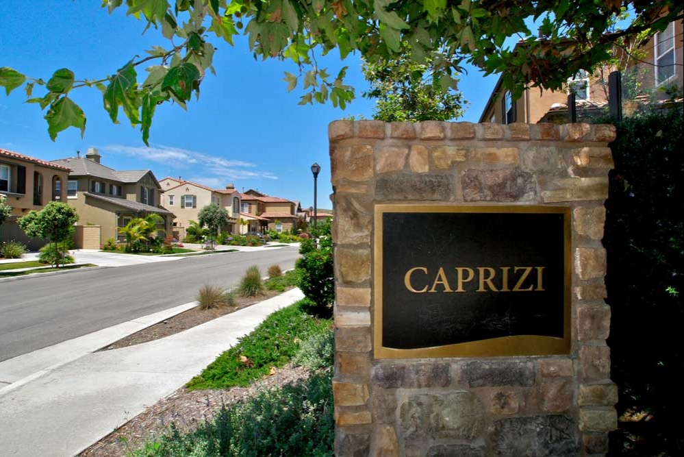 Caprizi of Talega San Clemente | Talega Real Estate