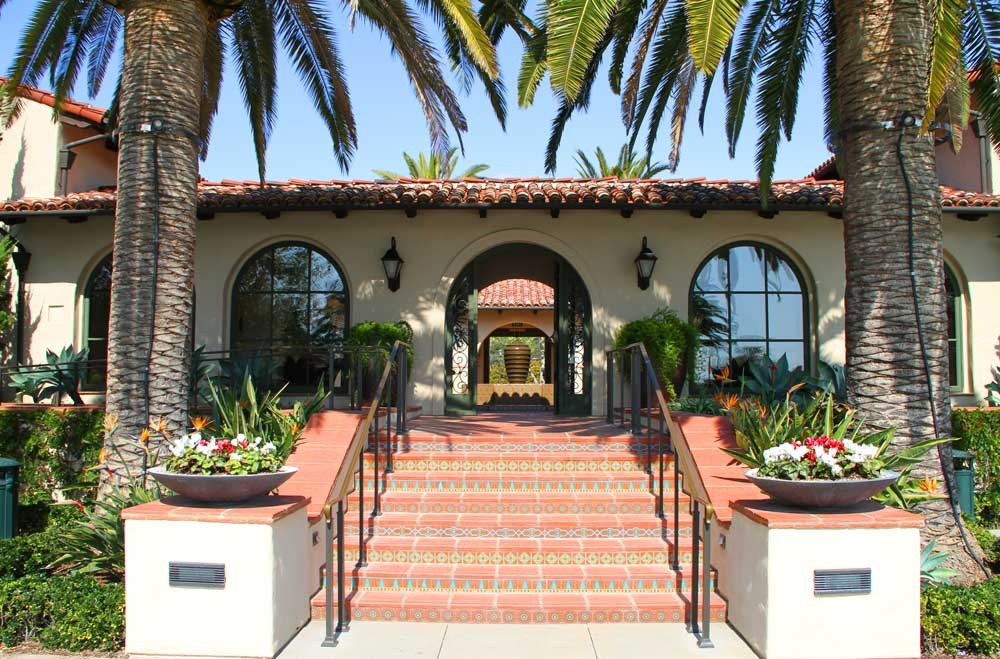 Crystal Cove Community Clubhouse In Newport Coast, California
