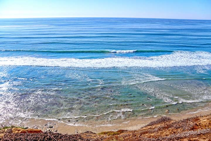 Coastal Beach Homes For Sale In Encinitas, California