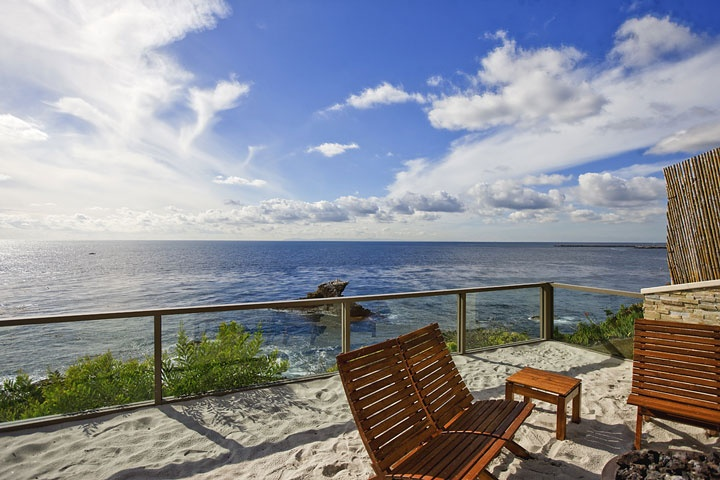 Corona Del Mar Ocean Front Homes - Beach Cities Real Estate