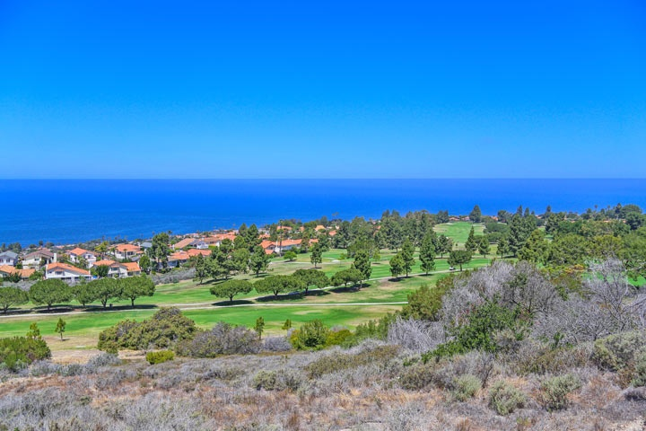 Country Club Homes For Sale in Rancho Palos Verdes, California