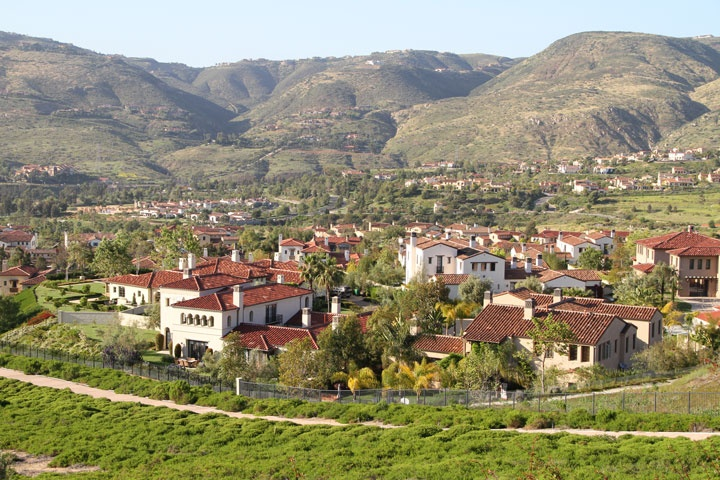 Crosby Community Rancho Santa Fe Ca