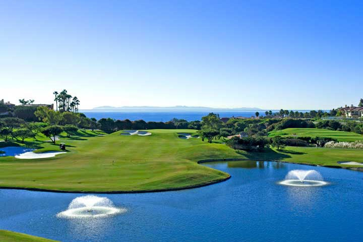 Dana Point Golf Course View Homes For Sale | Dana Point Real Estate