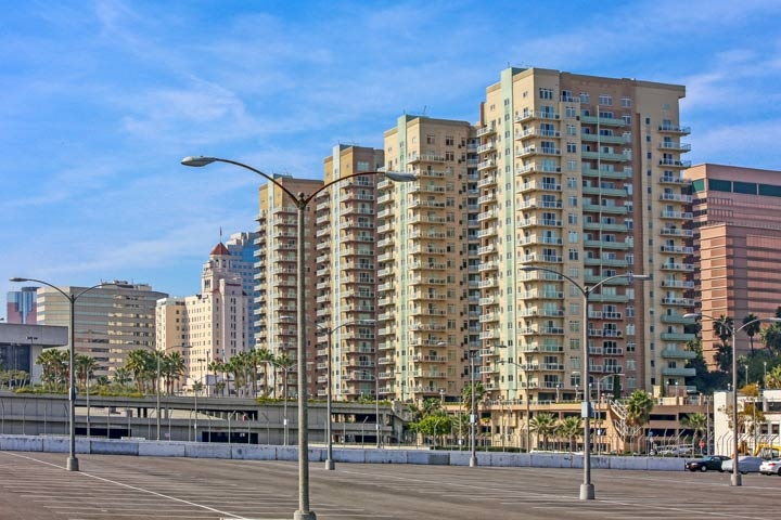 Downtown long beach condos for sale beach cities real estate for La downtown condo for sale