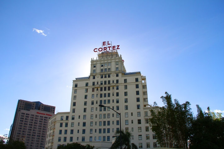 El Cortez San Diego Condos | Downtown San Diego Real Estate