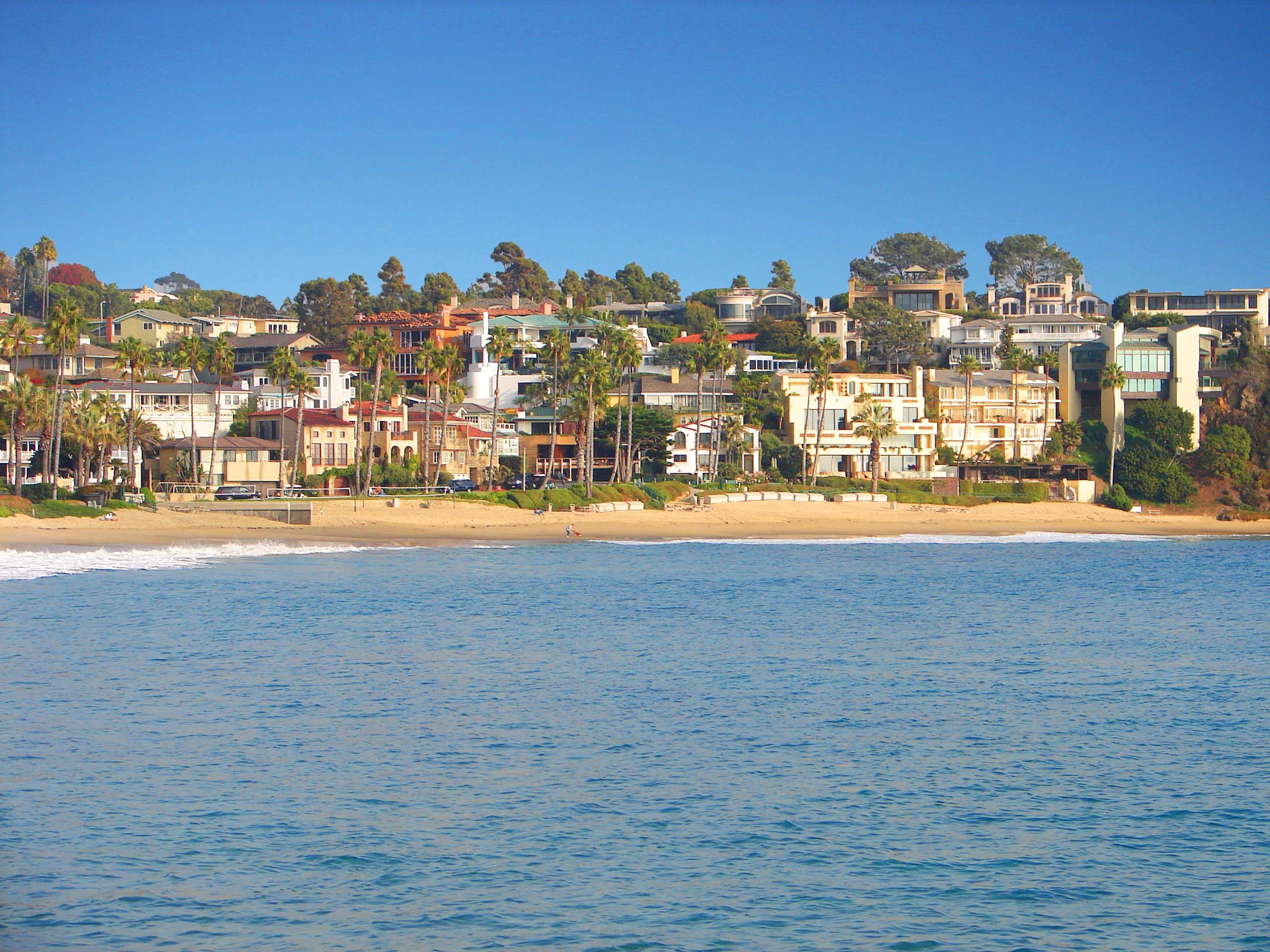 Custom Laguna Beach Homes Beach Cities Real Estate