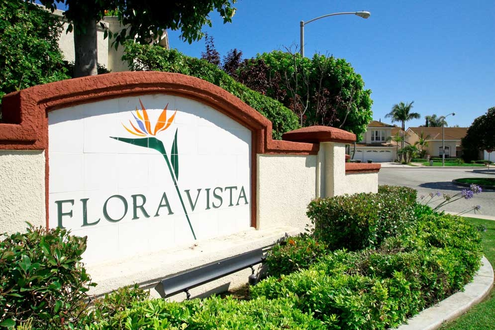 Flora Vista Community in San Clemente, California