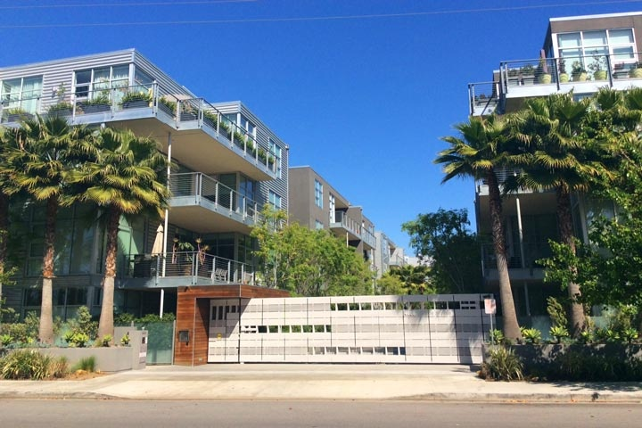 Gallery lofts marina del rey condos beach cities real estate for Houses for sale marina del rey