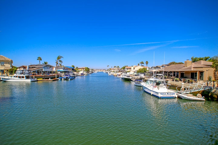 Gilbert Island Community Homes For Sale In Huntington Beach, CA