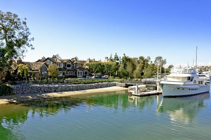 Harbor Island Newport Beach Real Estate