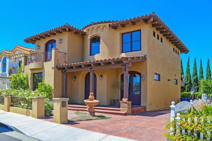 Hermosa Beach Hill Section Homes For Sale in Hermosa Beach, California