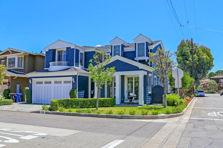 Hermosa Beach Valley Homes Beach Cities Real Estate