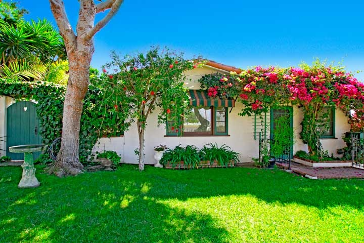 La Jolla Historical Homes