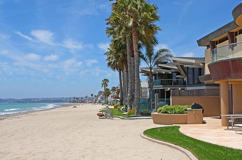 San Diego Beach Front Homes For Sale In San Diego, California