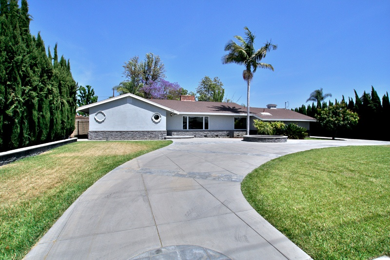 1009 N Shaffer, Orange, CA | Orange Estate Home For Sale