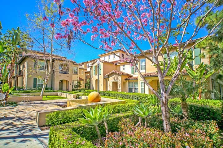 Jasmine Quail Hill Community Homes For Sale In Irvine, California