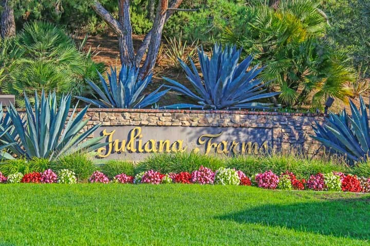 Juliana Farms Homes For Sale In San Juan Capistrano, CA