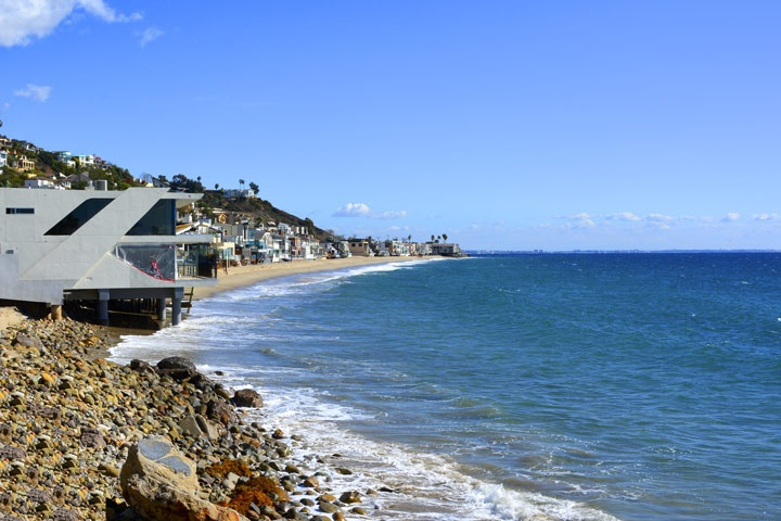 beach california Malibu