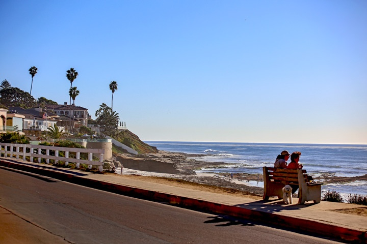 La Jolla Beach Front Rental Homes | La Jolla, California