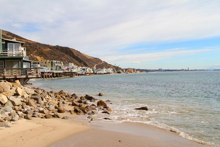Las Tunas Malibu Beach Homes - Beach Cities Real Estate on