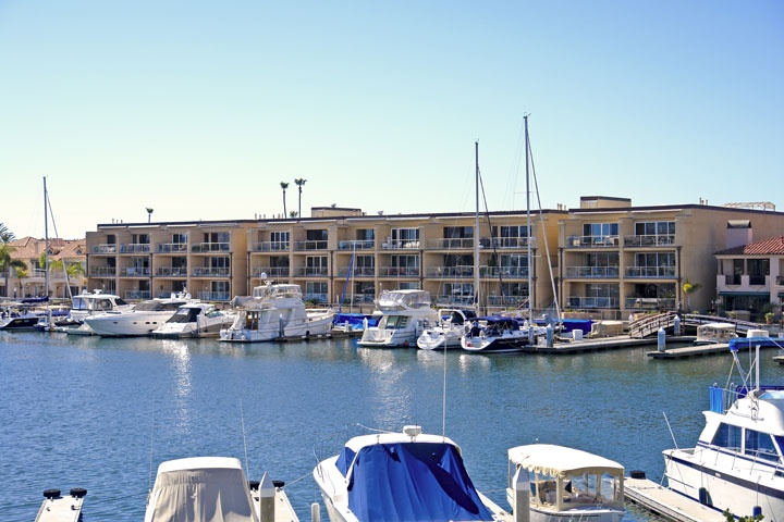 Lido Park Place Newport Beach | Bay Front Condos For Sale