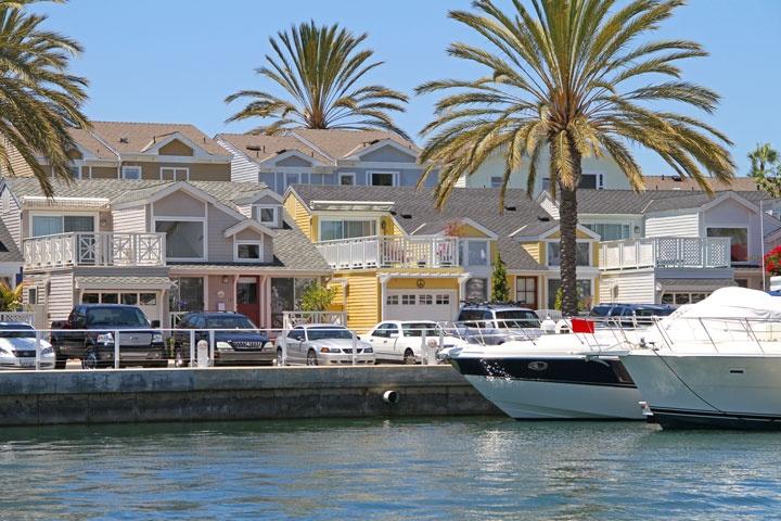 Lido Peninsula Resort Newport Beach