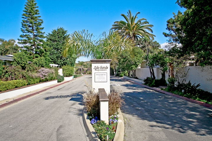 Lido Sands Newport Beach | Newport Beach Real Estate