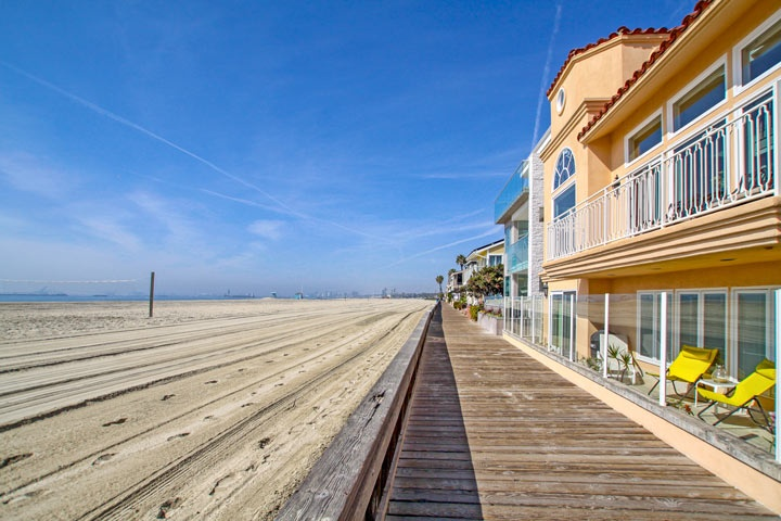 Long Beach Beach Front Homes Beach Cities Real Estate