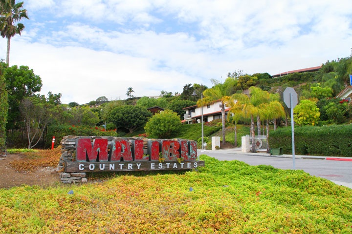 Malibu Country Estates Homes For Sale in Malibu, California
