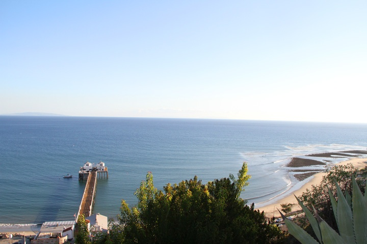 Malibu Ocean View Rentals in Malibu, California