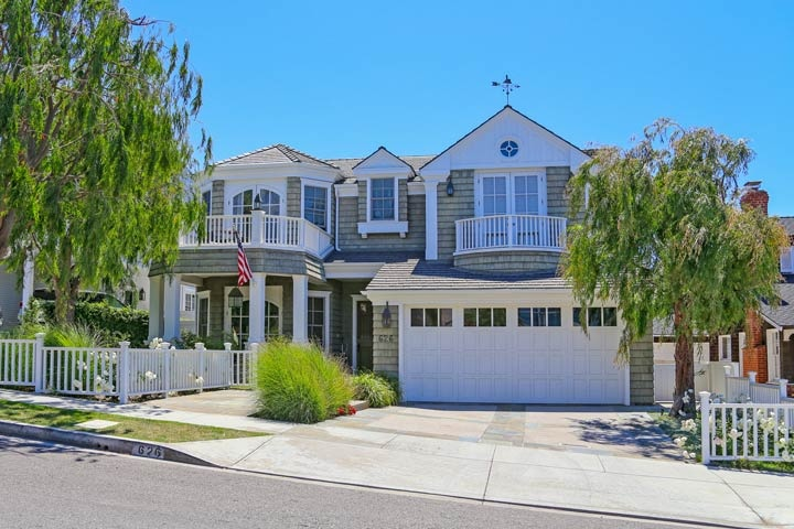 Manhattan Beach Tree Section Homes For Sale in Manhattan Beach, California