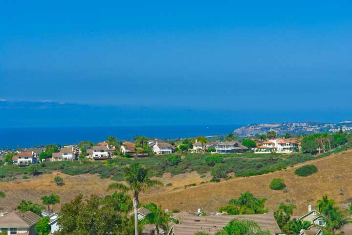 Marblehead Gated Community in San Clemente, California