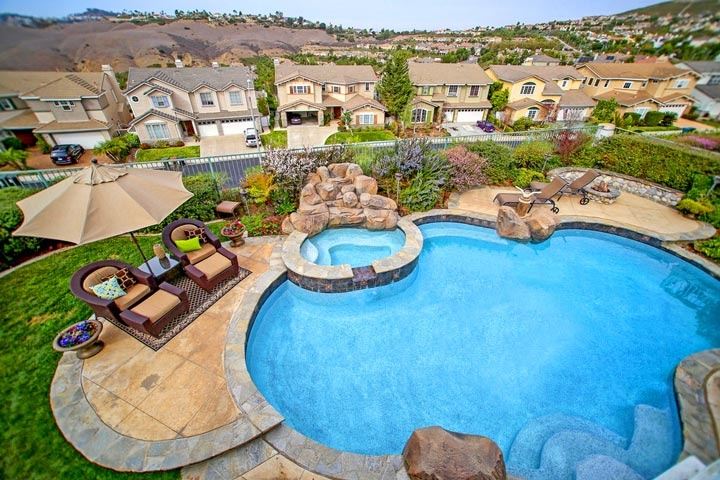Marblehead Crest Community in San Clemente, California