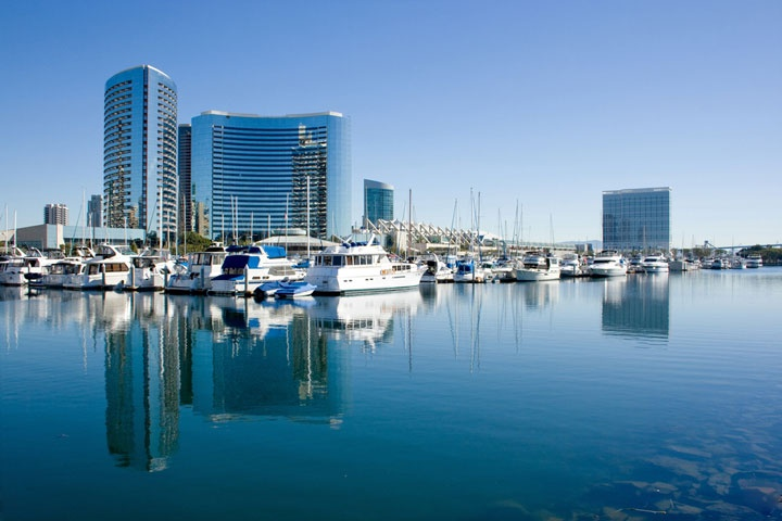 Marina District Condos | Downtown San Diego Real Estate