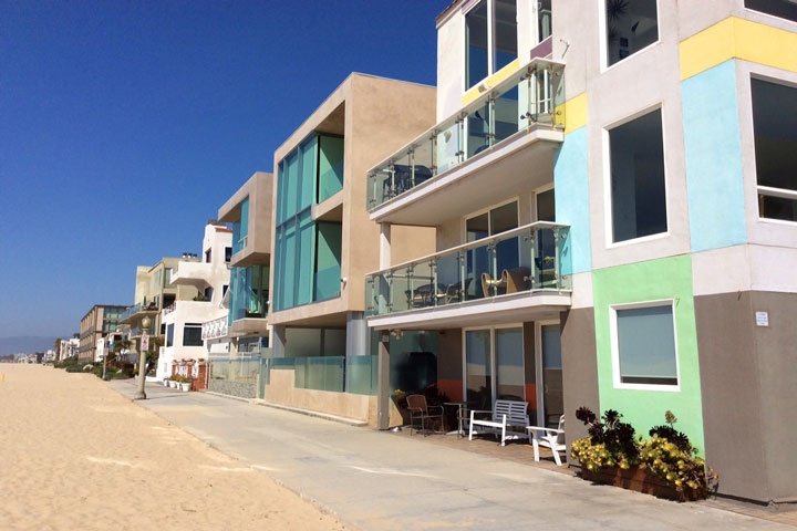 marina del rey beach front homes beach cities real estate