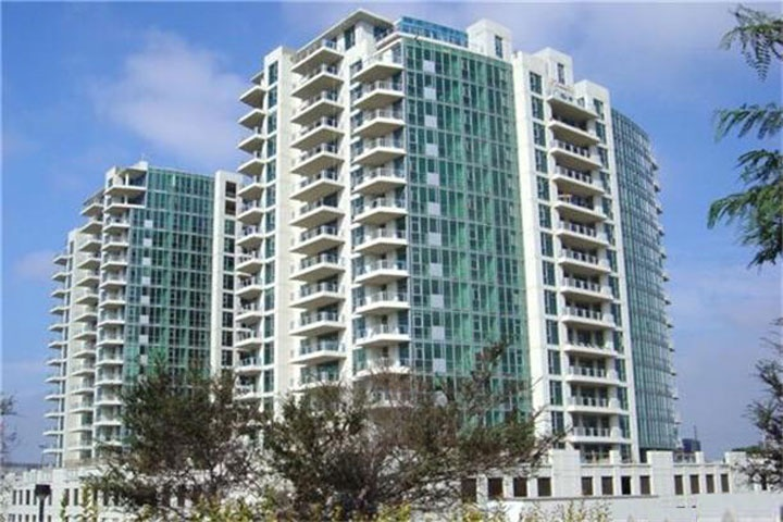 Marquee At Park Place Irvine Condo Just Leased 3414