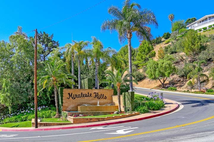 Miraleste Hills Homes For Sale in Rancho Palos Verdes, California