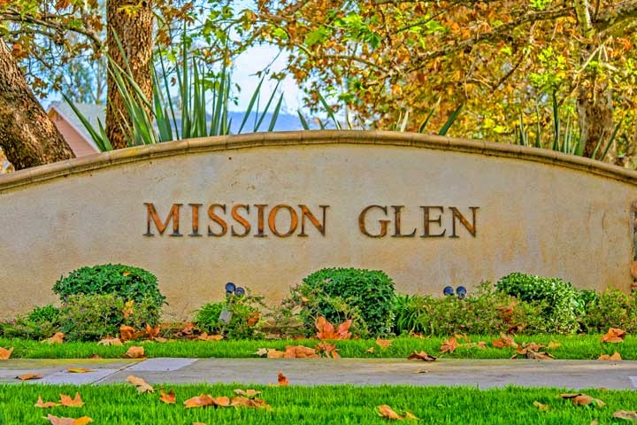 Mission Glen Homes For Sale In San Juan Capistrano, CA